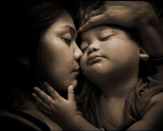 Moderskapet som en underbar gåva