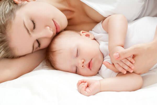 Time out för mammor: Fördelarna med vila
