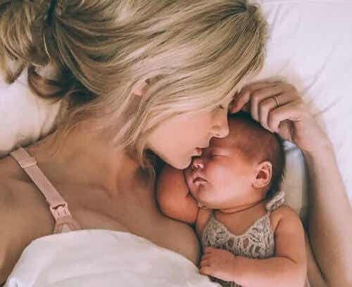 Tiden efter förlossningen kan bli den bästa i ditt liv