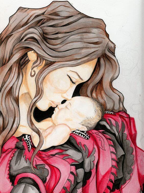 Att få ett barn är att bevittna ett mirakel