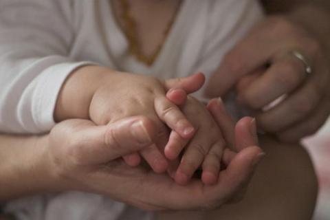 Handmassage för att bli av med stress
