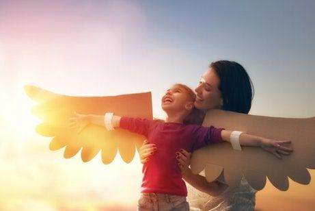 De bästa fraserna för att motivera barn
