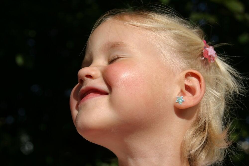 Öronpiercing för barn: vilken är den bästa åldern?