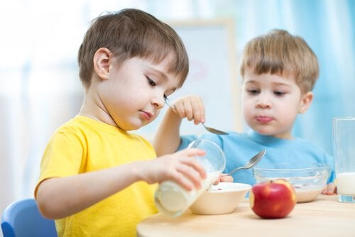 5 bra mellanmål för barn efter skolan
