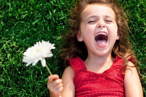 6 tips för att uppfostra ett lyckligt barn