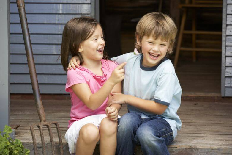 Varför din bror är en av de viktigaste männen i ditt liv