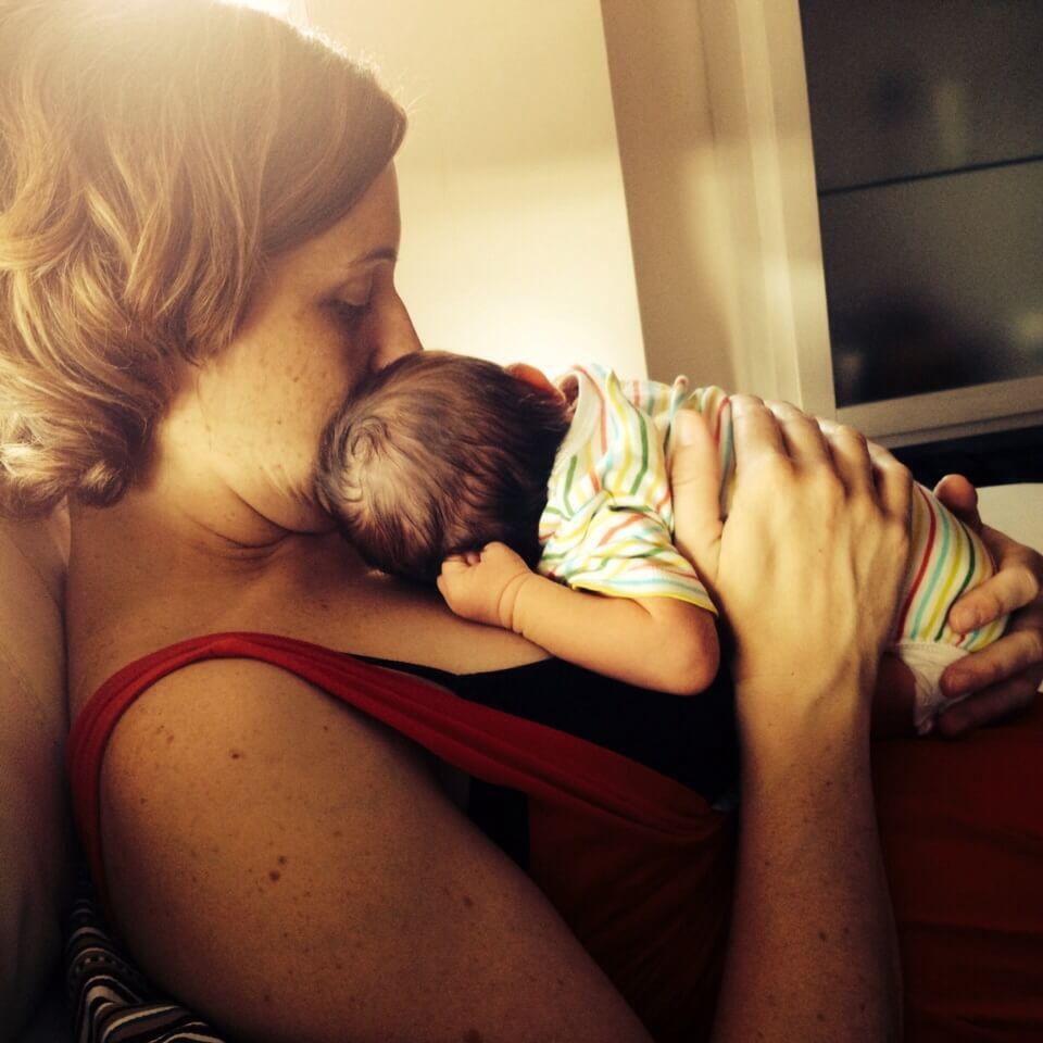 8 typer av vård efter förlossningen