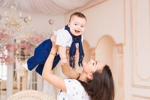 7 tips på hur du skapar ett lyckligt moderskap