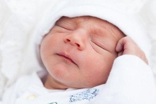 Din bebis sover inte ordentligt - 5 anledningar