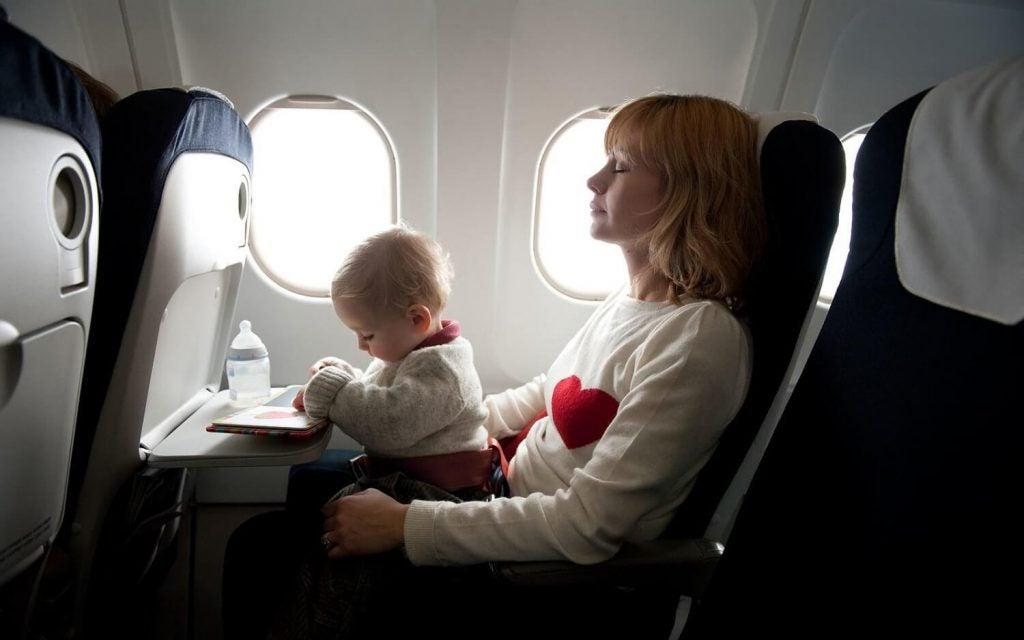 Resa med en bebis - 3 viktiga saker att tänka på