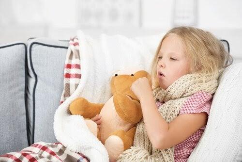 Körtelfeber: Hur man hanterar kyssjuka hos barn