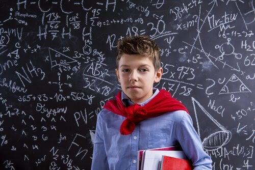 Vad är hög intellektuell kapacitet hos barn?