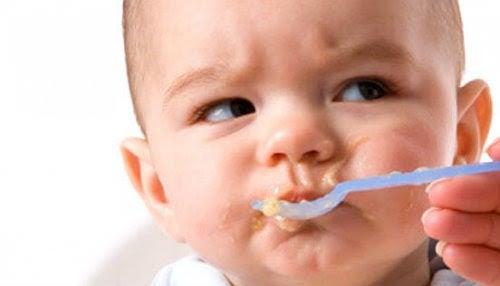 Min bebis matvägrar: Vad ska jag göra?