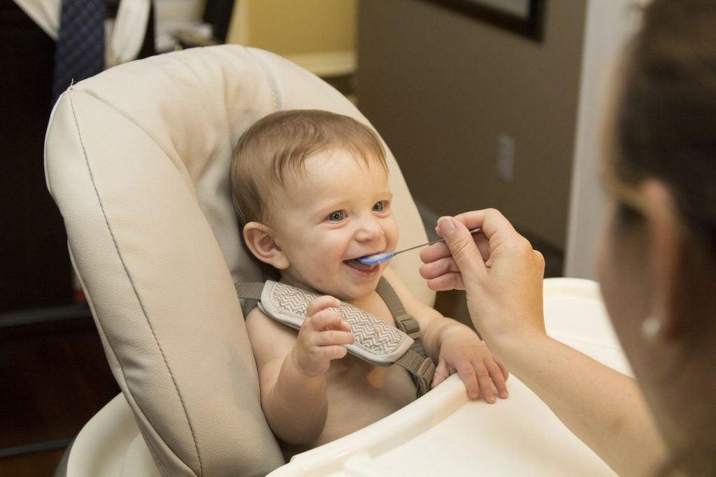 Hälsosam mat för barn - här är de bästa alternativen