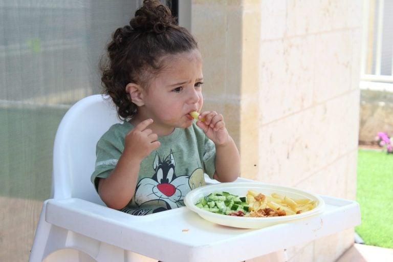 Den nyttigaste maten för barn