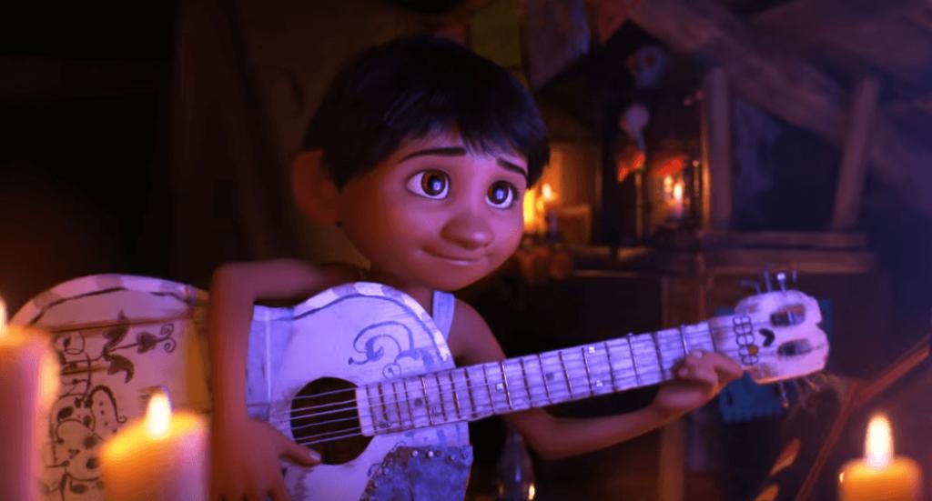 Coco: En film att se med familjen