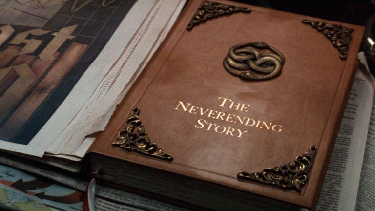 Varje verklig historia är en oändlig historia.