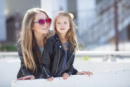 Generella karaktärsdrag hos millennieföräldrar