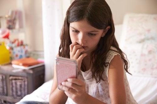 Begränsa användningen av teknologi bland barn