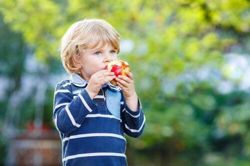 Rubbningsstörning hos barn - symtom och behandling