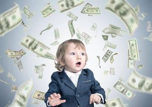 Har du hört talas om rikt barn-syndromet?