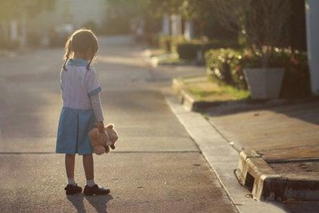 Depression hos barn: orsaker och behandling