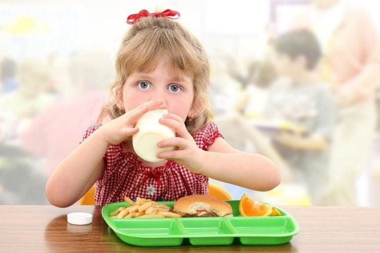 Dålig kost hos barn - detta blir konsekvenserna