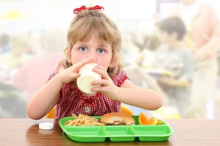 Dålig kost hos barn – detta blir konsekvenserna