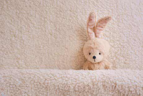 Kaninen som så gärna ville somna