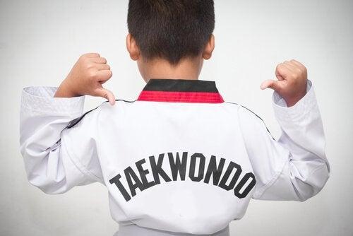 Fördelar med taekwondo för barn