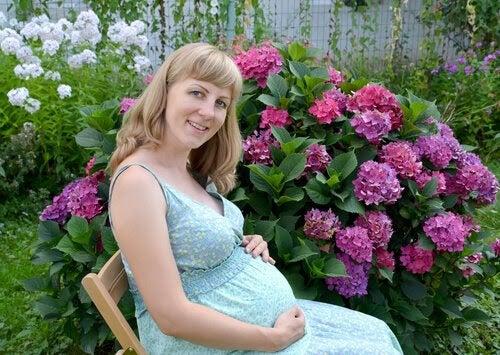 Graviditet efter 30