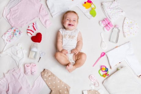 Att välja sommarkläder för bebisar