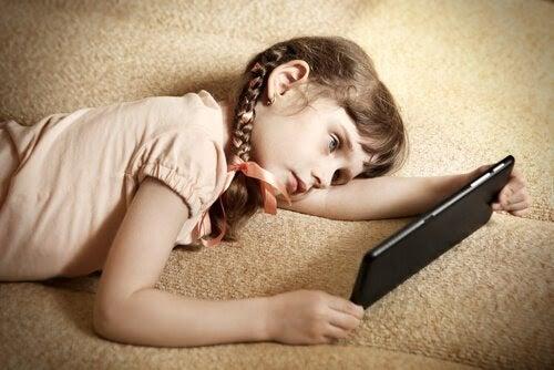 6 tips för att förebygga lathet hos barn