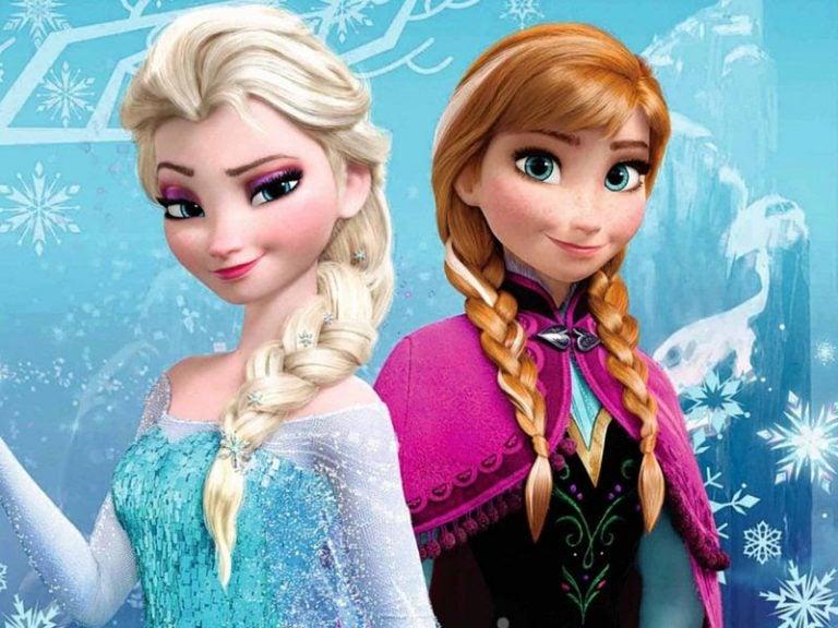 Frost och styrkan hos systerlig kärlek