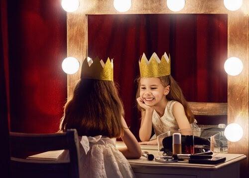 Egocentriska stadier hos barn: Se upp!
