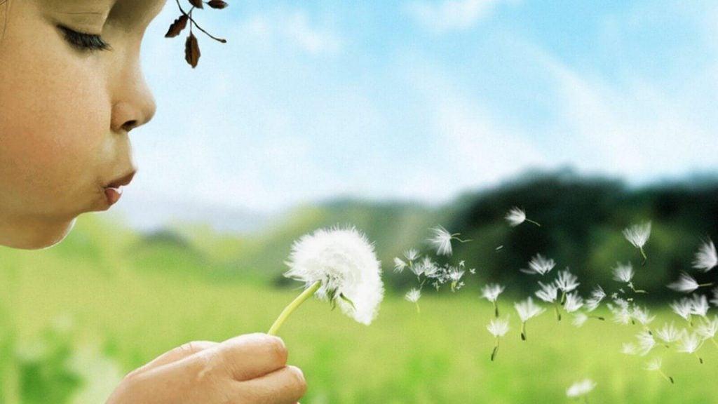 5 enkla avslappningsövningar för barn