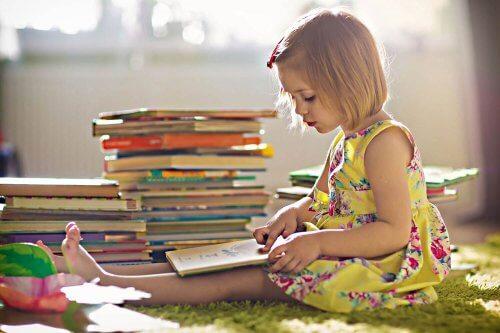 Hur man skapar goda studievanor hos sina barn