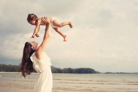 10 fördelar med att vara mamma