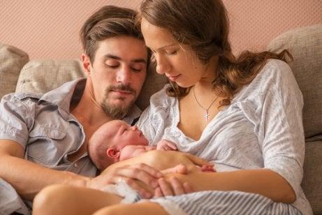 Bra manual för förstagångsföräldrar