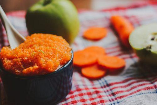 Recept på grönsakspuré som dina barn kommer gilla