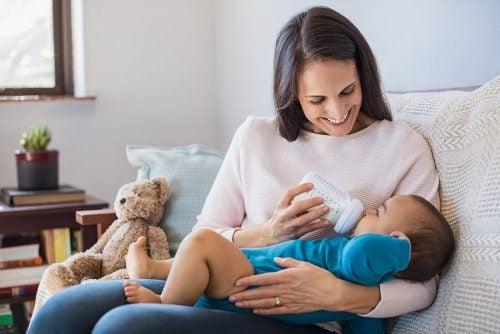 Att bli moster eller faster för första gången