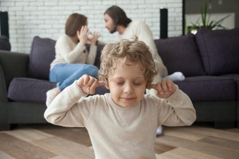 Hur separationer påverkar barn och ungdomar