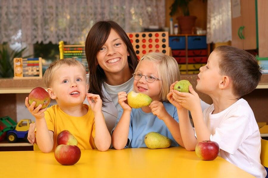 8 nyttiga och vitaminrika livsmedel för barn