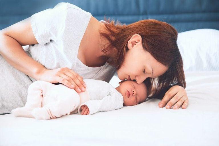 Moderskärlek är något oerhört speciellt