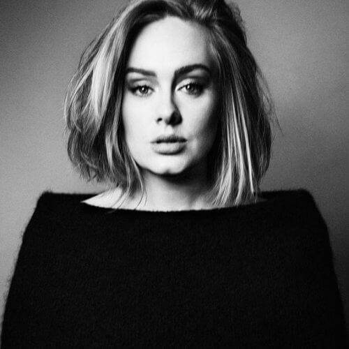 Adele om sin erfarenhet av förlossningsdepression