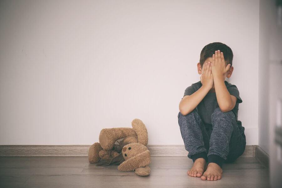 Hjälp dina små att komma över sina barndomsrädslor