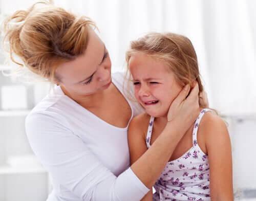 Hur man hanterar barns frustration