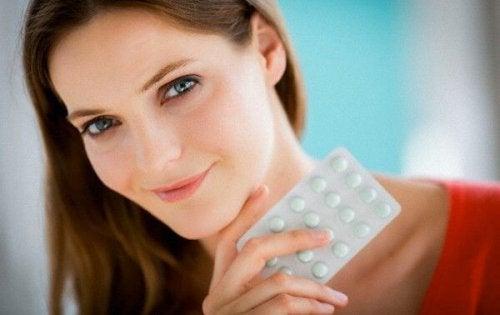 Kosttillskott under graviditeten.