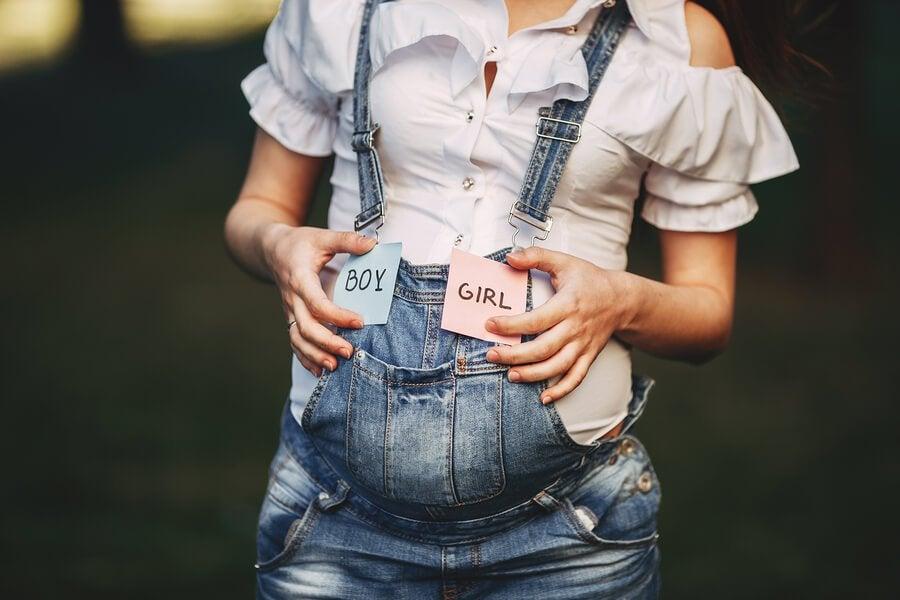 Vet du vilka faktorer som bestämmer barnets kön?