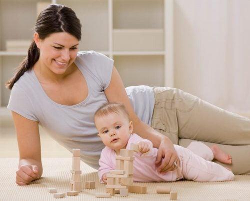 Vikten av att skapa en rutin för sin bebis